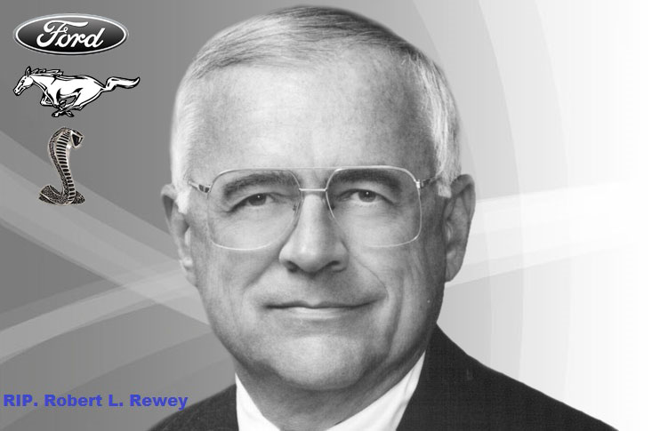 Legend Robert L. Rewey(RIP)