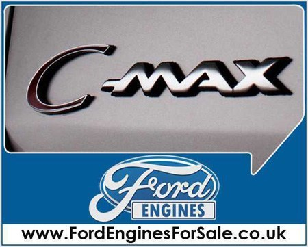 Buy Ford C-MAX Engines