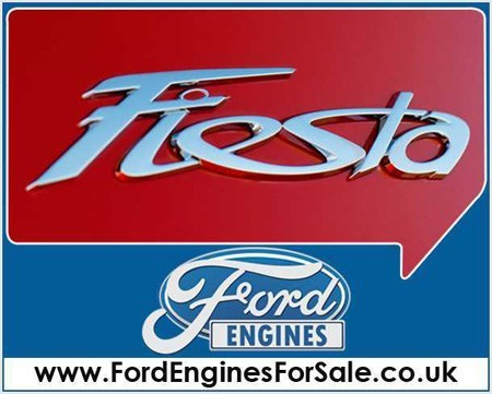 Buy Ford Fiesta Engines