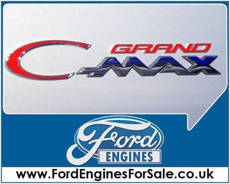Buy Ford Grand C-MAX Engines