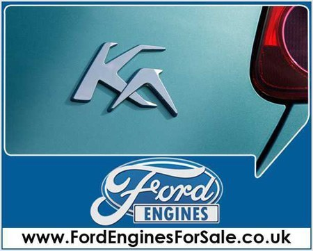 Buy Ford KA Engines
