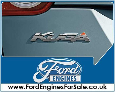 Buy Ford Kuga Engines