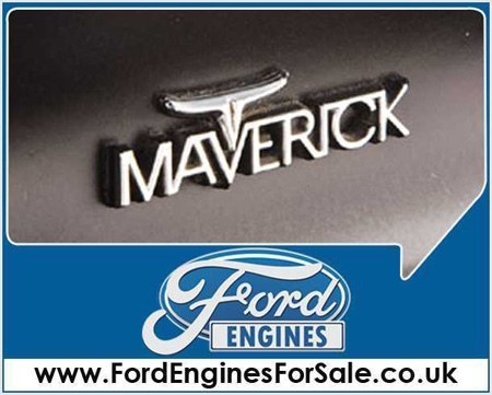 Buy Ford Maverick Engines